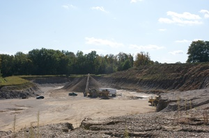 image of gravel pit