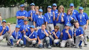 Image of Thamesford Baseball Team
