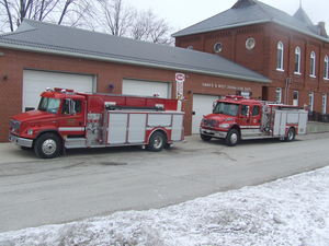 Image of Embro Fire Station