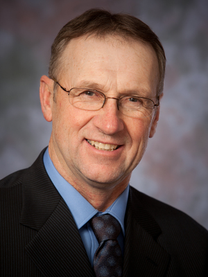 Photo of Councillor Ron Forbes
