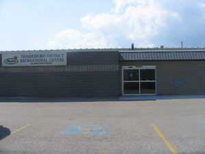 Image of Thamesford Arena