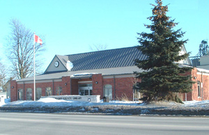 Image of the Thamesford Library