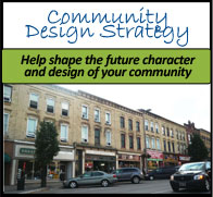 Community Design Strategy Logo